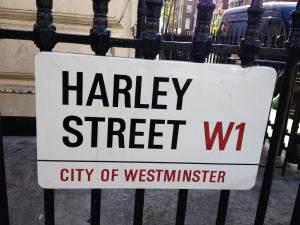Harley Street, London W1