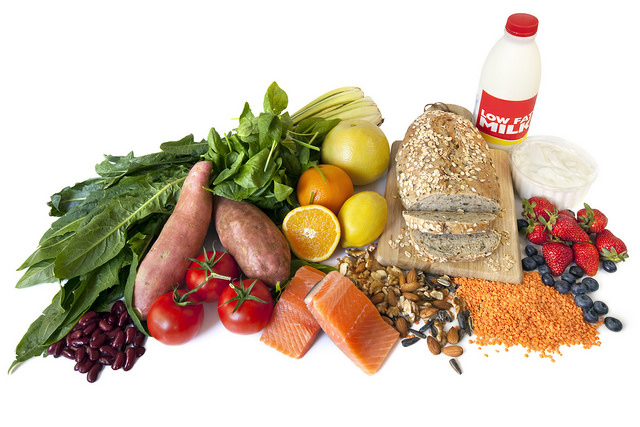 Diet advice about anti-inflammatory diet and acne rosacea