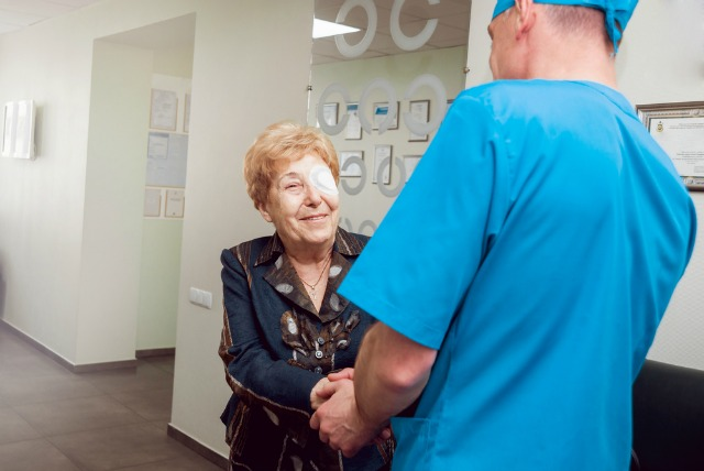 what happens after cataract surgery