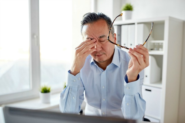 antibiotics with anti inflammatory action can reduce dry eye symptoms